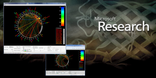 WPF/Silverlight Shared Source Protein Visualizer for Microsoft eScience