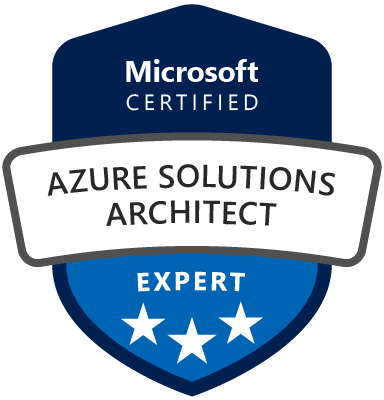 Microsoft Certified Azure Solutions Architect Expert Wintellect